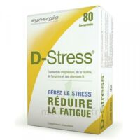 D-stress, Boite De 80 à TIGNIEU-JAMEYZIEU