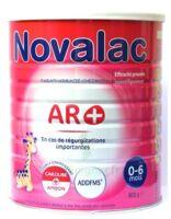 Novalac AR 1 + 800g à TIGNIEU-JAMEYZIEU