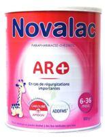 Novalac AR+ 2 Lait en poudre 800g à TIGNIEU-JAMEYZIEU