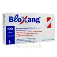 BLOXANG Eponge de gélatine stérile hémostatique B/5 à TIGNIEU-JAMEYZIEU