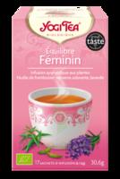 Yogi Tea Equilibre Feminin à TIGNIEU-JAMEYZIEU