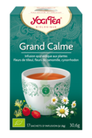 Yogi Tea Grand Calme à TIGNIEU-JAMEYZIEU