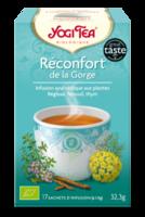Yogi Tea Reconfort De La Gorge à TIGNIEU-JAMEYZIEU