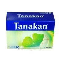 TANAKAN 40 mg, comprimé enrobé PVC/alu/90 à TIGNIEU-JAMEYZIEU