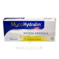 Mycohydralin 500 Mg, Comprimé Vaginal à TIGNIEU-JAMEYZIEU