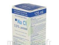 Sodium 0,9% Lav Inj Fv125ml 1 à TIGNIEU-JAMEYZIEU