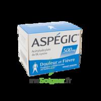 ASPEGIC 500 mg, poudre pour solution buvable en sachet-dose 20 à TIGNIEU-JAMEYZIEU