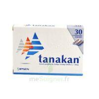 TANAKAN 40 mg, comprimé enrobé PVC/alu/30 à TIGNIEU-JAMEYZIEU