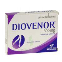 DIOVENOR 600 mg, comprimé pelliculé à TIGNIEU-JAMEYZIEU