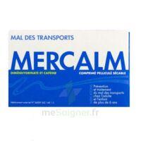 MERCALM, comprimé pelliculé sécable à TIGNIEU-JAMEYZIEU