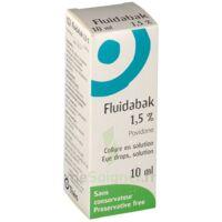 FLUIDABAK 1,5 %, collyre en solution à TIGNIEU-JAMEYZIEU