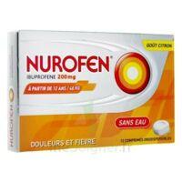 NUROFEN 200 mg, comprimé orodispersible à TIGNIEU-JAMEYZIEU