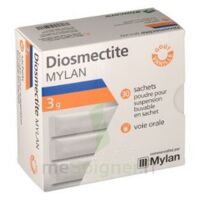 DIOSMECTITE MYLAN 3 g Pdr susp buv 30Sach/3g à TIGNIEU-JAMEYZIEU