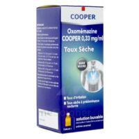 OXOMEMAZINE H3 SANTE 0,33 mg/ml SANS SUCRE, solution buvable édulcorée à l'acésulfame potassique à TIGNIEU-JAMEYZIEU