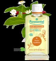 Puressentiel Articulations & Muscles Huile De Massage Bio** Effort Musculaire - Arnica - Gaulthérie - 100 Ml à TIGNIEU-JAMEYZIEU