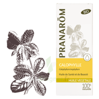 PRANAROM Huile végétale bio Calophylle 50ml à TIGNIEU-JAMEYZIEU