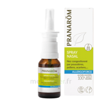 PRANAROM ALLERGOFORCE Spray nasal à TIGNIEU-JAMEYZIEU
