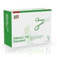 Velpeau Set Standard Set De Pansement Pour Plaies Chroniques Avec Paire De Ciseaux à TIGNIEU-JAMEYZIEU