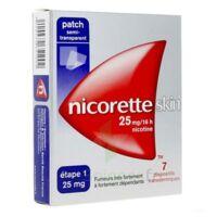 Nicoretteskin 25 mg/16 h Dispositif transdermique B/28 à TIGNIEU-JAMEYZIEU