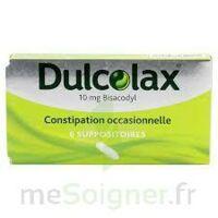 Dulcolax 10 Mg, Suppositoire à TIGNIEU-JAMEYZIEU