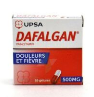 DAFALGAN 500 mg Gélules 2plq/8 (16) à TIGNIEU-JAMEYZIEU