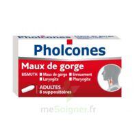 Pholcones Bismuth Adultes, Suppositoire à TIGNIEU-JAMEYZIEU