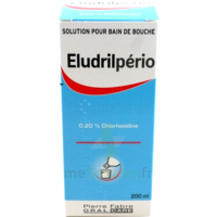 ELUDRILPERIO 0,2 %, solution pour bain de bouche à TIGNIEU-JAMEYZIEU