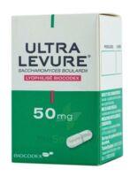 ULTRA-LEVURE 50 mg Gélules Fl/50 à TIGNIEU-JAMEYZIEU