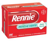 Rennie Sans Sucre, Comprimé à Croquer à TIGNIEU-JAMEYZIEU