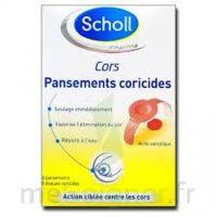 Scholl Pansements Coricides Cors à TIGNIEU-JAMEYZIEU