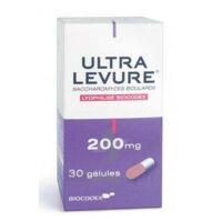 ULTRA-LEVURE 200 mg Gélules Fl/30 à TIGNIEU-JAMEYZIEU