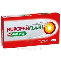 NUROFENFLASH 400 mg Comprimés pelliculés Plq/12 à TIGNIEU-JAMEYZIEU