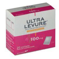 ULTRA-LEVURE 100 mg Poudre pour suspension buvable en sachet B/20 à TIGNIEU-JAMEYZIEU