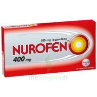 NUROFEN 400 mg Comprimés enrobés Plq/12 à TIGNIEU-JAMEYZIEU