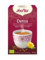 Yogi Tea Detox à TIGNIEU-JAMEYZIEU