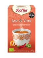 Yogi Tea Joie De Vivre à TIGNIEU-JAMEYZIEU