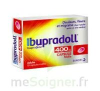IBUPRADOLL 400 mg Caps molle Plq/10 à TIGNIEU-JAMEYZIEU