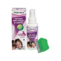 Paranix Solution antipoux Huiles essentielles 100ml+peigne à TIGNIEU-JAMEYZIEU