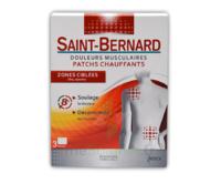 St-Bernard Patch zones ciblées  x3 à TIGNIEU-JAMEYZIEU