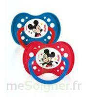 Dodie Disney sucettes silicone +18 mois Mickey Duo à TIGNIEU-JAMEYZIEU