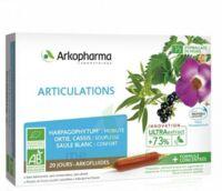 Arkofluide Bio Ultraextract Solution Buvable Articulations 20 Ampoules/10ml à TIGNIEU-JAMEYZIEU
