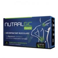 Nutralgic Muscle Comprimés décontractant musculaire B/14 à TIGNIEU-JAMEYZIEU