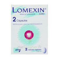 LOMEXIN 600 mg Caps molle vaginale Plq/2 à TIGNIEU-JAMEYZIEU