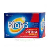 Bion 3 Défense Adulte Comprimés B/60 à TIGNIEU-JAMEYZIEU