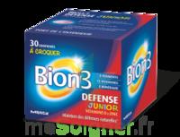 Bion 3 Défense Junior Comprimés à croquer framboise B/30 à TIGNIEU-JAMEYZIEU