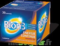 Bion 3 Energie Continue Comprimés B/30 à TIGNIEU-JAMEYZIEU