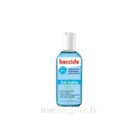 Baccide Gel mains désinfectant sans rinçage 75ml à TIGNIEU-JAMEYZIEU