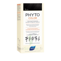 Phytocolor Kit coloration permanente 1 Noir à TIGNIEU-JAMEYZIEU
