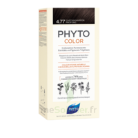 Phytocolor Kit coloration permanente 4.77 Châtain marron profond à TIGNIEU-JAMEYZIEU
