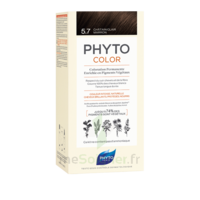 Phytocolor Kit coloration permanente 5.7 Châtain clair marron à TIGNIEU-JAMEYZIEU